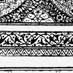 حاشیه چاپ سنگی