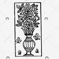 گل چاپ سنگی
