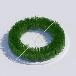 سبزه حلقه بزرگتر
