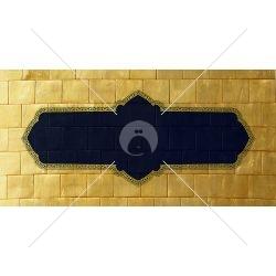 حاشیه روی گنبد طلا ۴