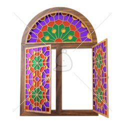 پنجره سنتی