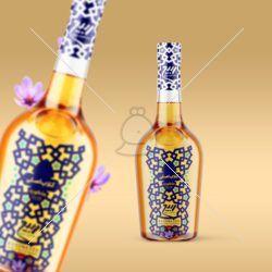 موکاپ بطری گلاب