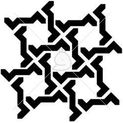 نقوش هندسی ۸