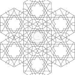 نقوش هندسی ۹